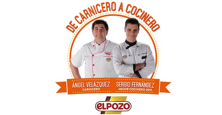 nueva campaña elpozo del carnicero al cocinero