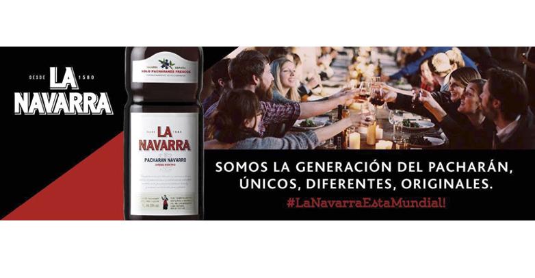 Campaña de Pacharán La Navarra