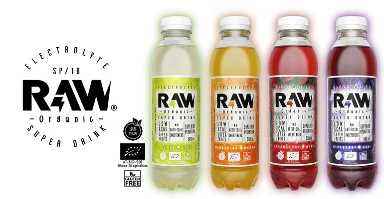 Raw SuperDrink de Capsa Food