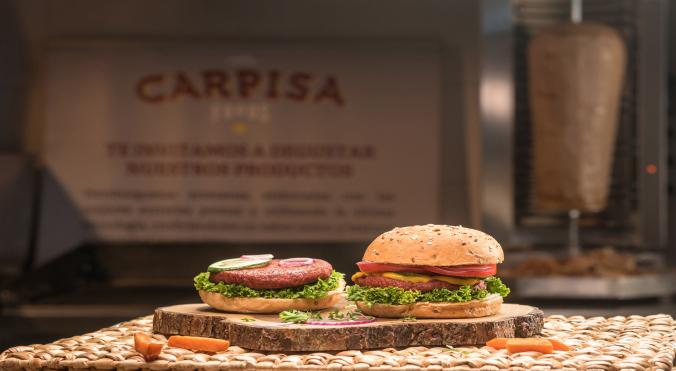 Hamburguesas y picadas frescas para foodservice