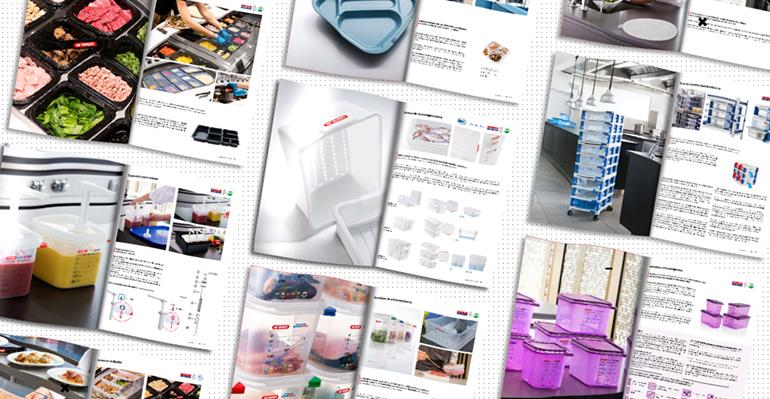 Interior catálogo Araven horeca