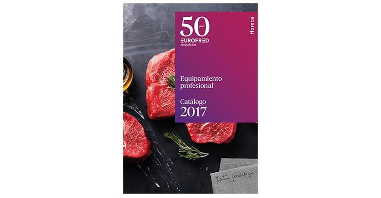 Catálogo 2017 de Equipamiento profesional de Eurofred