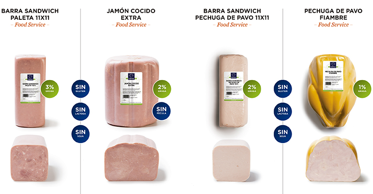 Embotits Espina foodservice