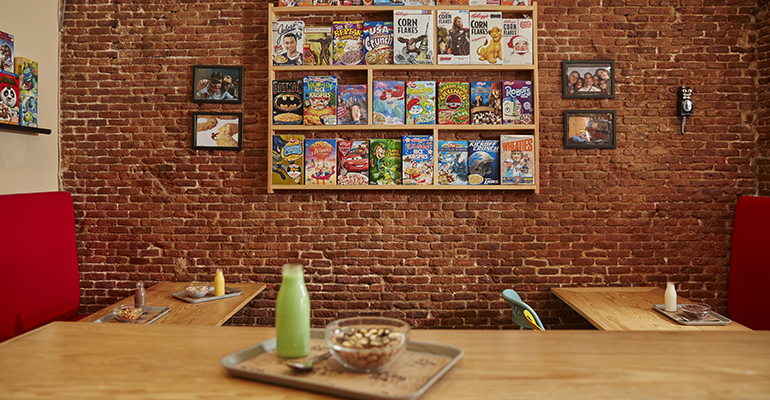 l Cereal Hunters Café