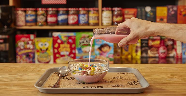 Cereal Hunter renueva sus cereales constantemente