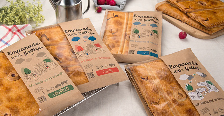 Chousa empanadas gallegas