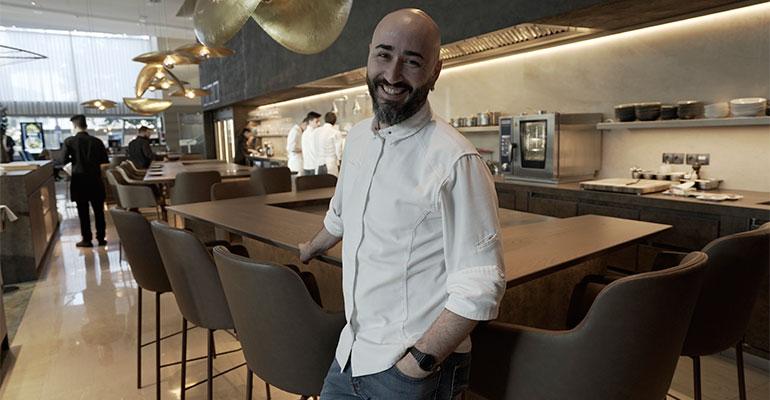 Aürt: cocina creativa con tecnología avanzada