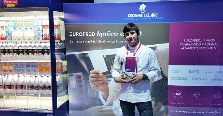 Cocinero del año eurofred