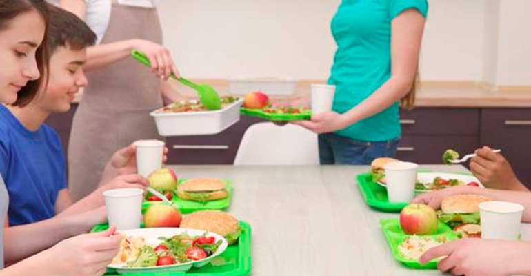 Food Service España prevé que la restauración colectiva reducirá su facturación a la mitad
