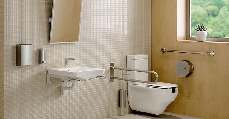 baño adaptado Nofer