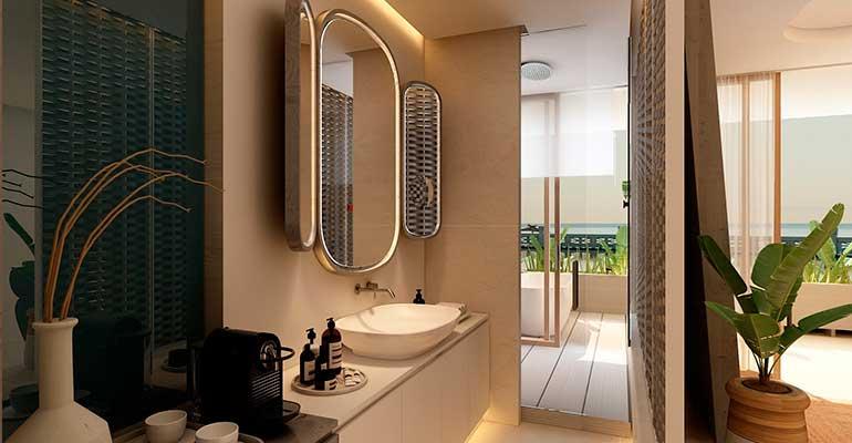 Concept Room InteriHotel baño
