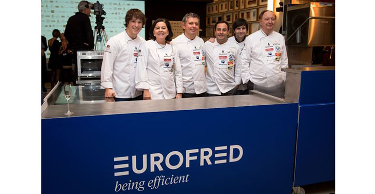 Ganadores de la 3ª semifinal del VII Concurso Cocinero del Año