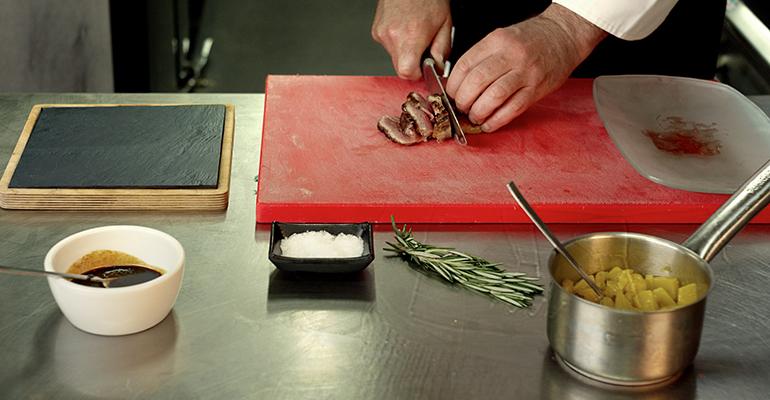 Concurso pinchos carta restaurante lateral