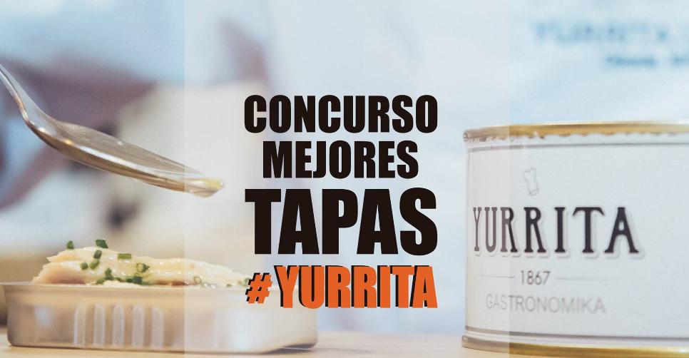 Concurso de tapas Yurrita
