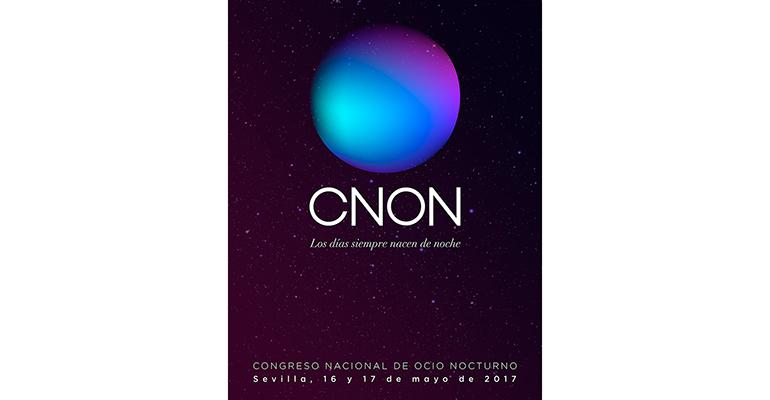 Cartel del Congreso de Ocio Nocturno