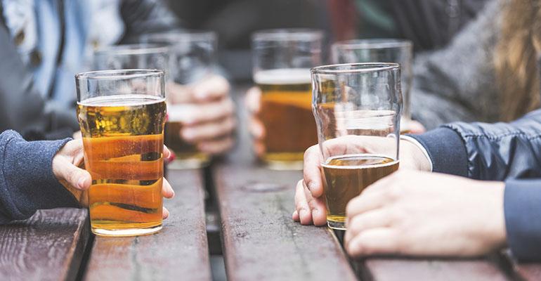 gasto en cerveza de los españoles