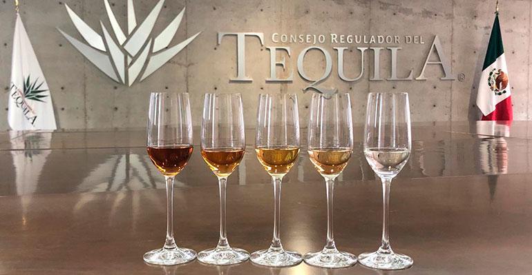España es el tercer importador de tequila del mundo