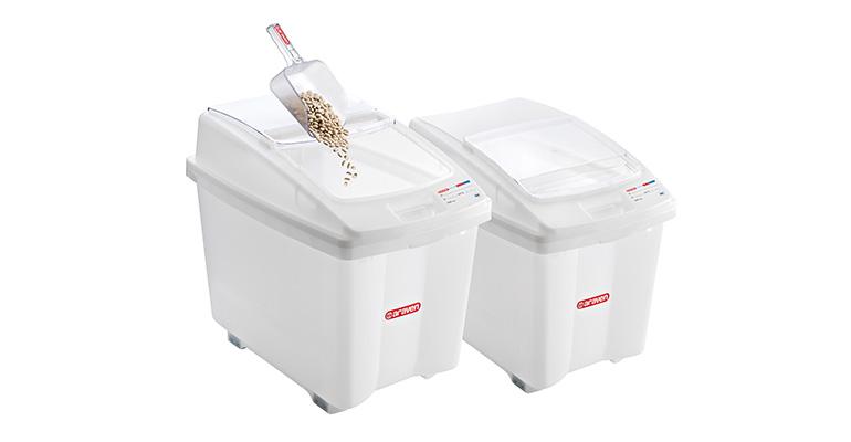 Contenedores hasta 100 litros Araven