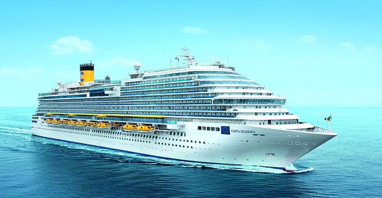 costa diadema - costa cruceros