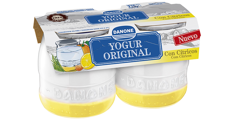 Danone Original Cítricos