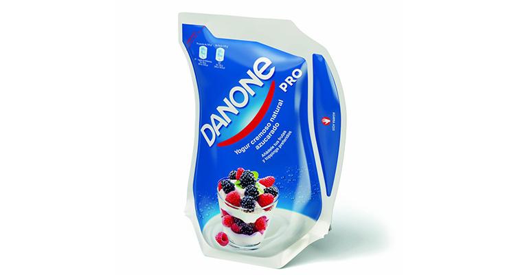 yogur danone especial hostelería