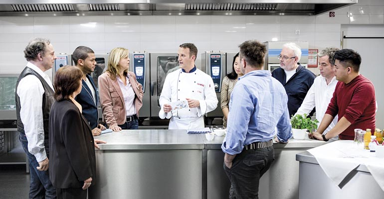 Rational realizará hasta junio varias demostraciones de cocina en ...