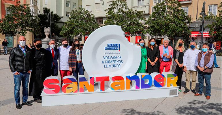 Día de la hostelería Santander