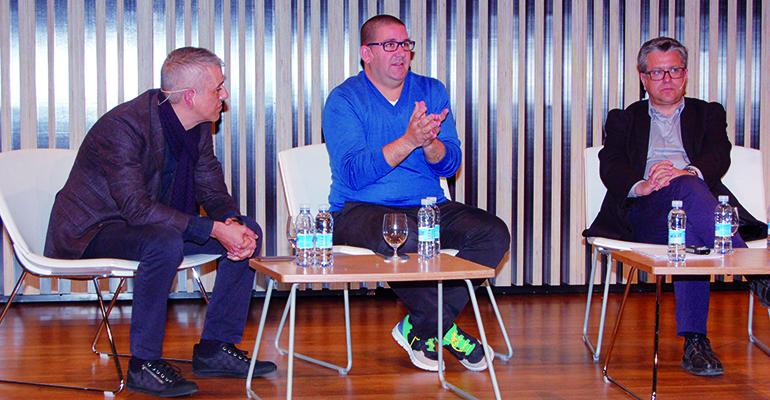 Diálogos de arquitectura gastronomía con la intervención de Dani García