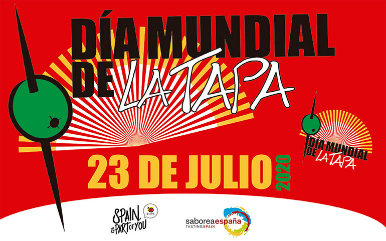 El Día Mundial de la Tapa se celebrará el 23 de julio