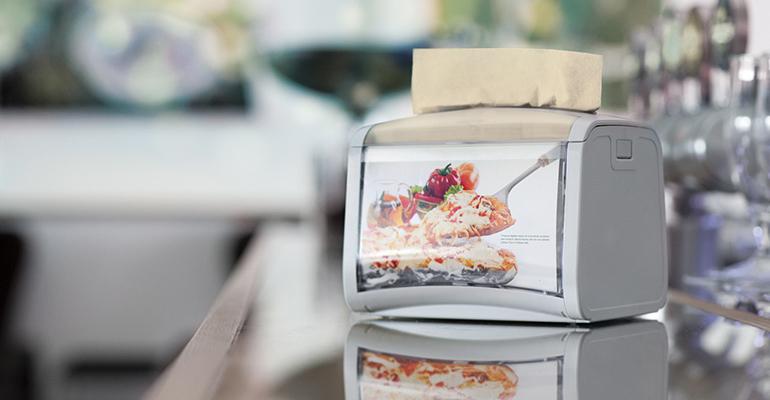 Tork Xpressnap dispensador de servilletas
