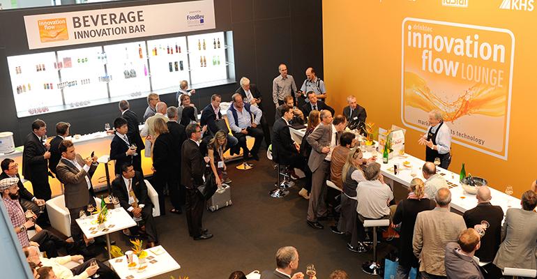 Espacio de innovacion en Drinktec 2013