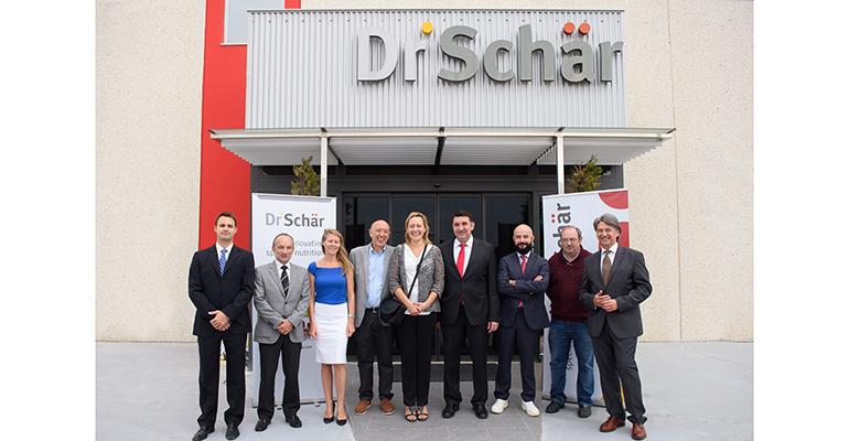 instalaciones de  Dr. Schär