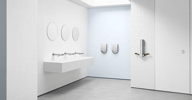 El secador de manos con filtración HEPA más rápido y eficiente