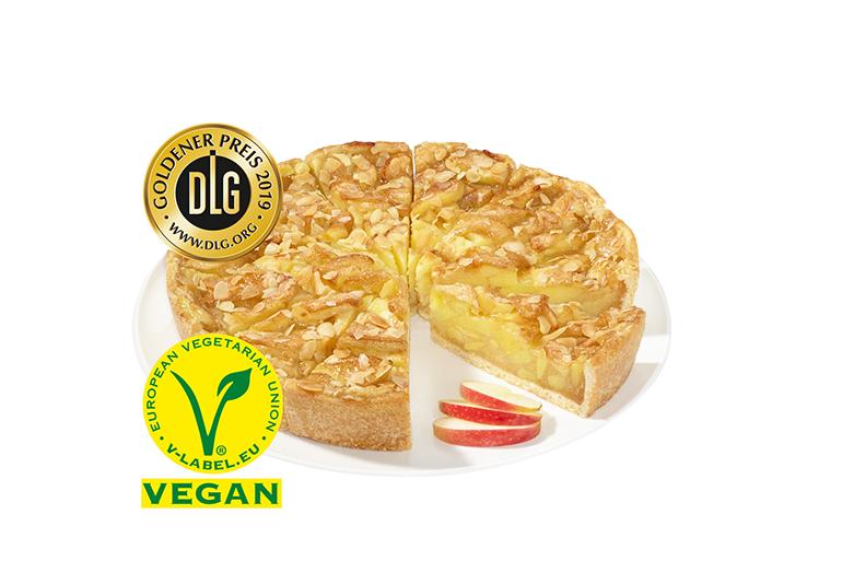 Tarta vegana premiada