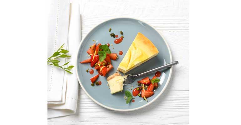erlenbacher cheesecake con limón