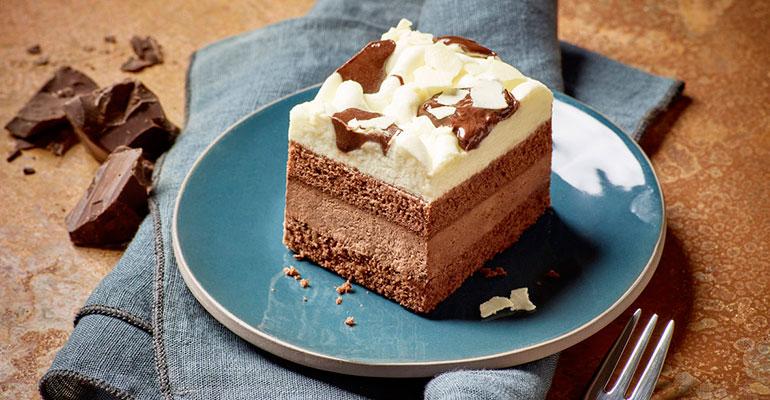 Tarta Mousse de chocolate