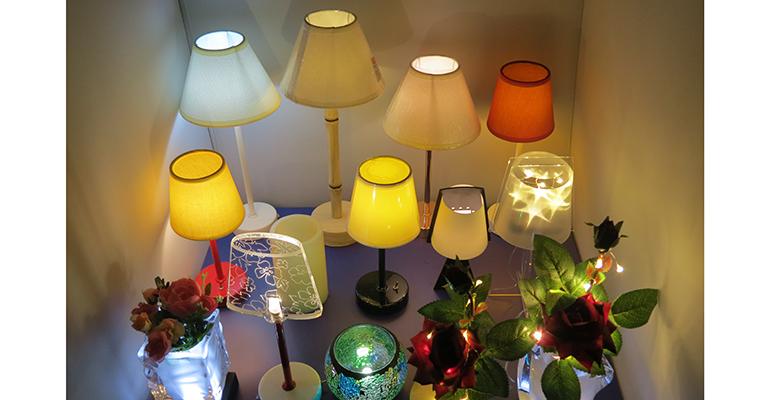 Colección lámparas manzzini