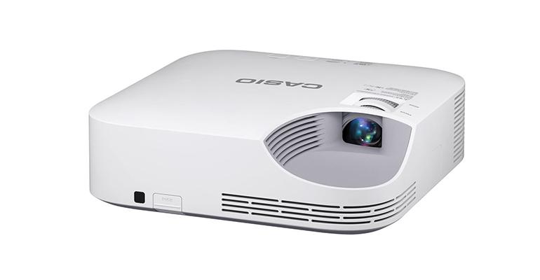 proyectores de bajo consumo para hostelería Casio