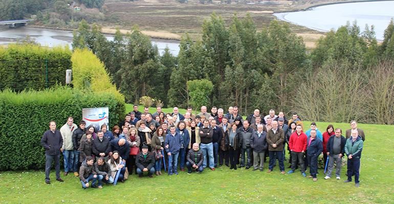 Encuentro con los ganaderos de Asturias que trabajan con Danone