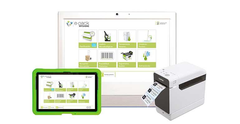 Herramienta digital de APPCC: trazabilidad y control de higiene y seguridad sin papeles
