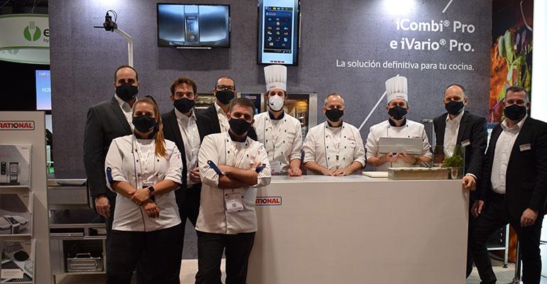 Rational hará demostraciones en directo en Gastronomic Forum Barcelona