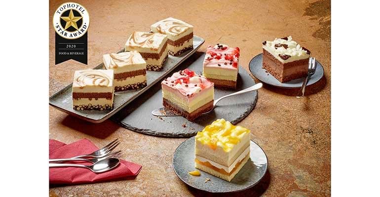 Los nuevos formatos de tartas de Erlenbacher, premiados por servicio y estabilidad