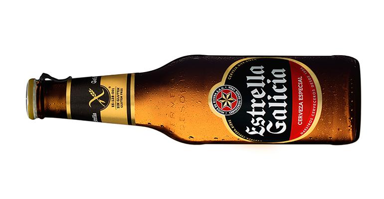 Estrella Galicia cerveza Sin Gluten