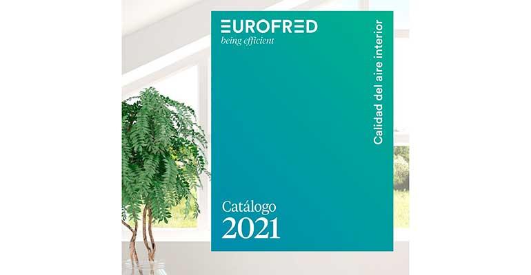 Catálogo de calidad del aire interior de Eurofred