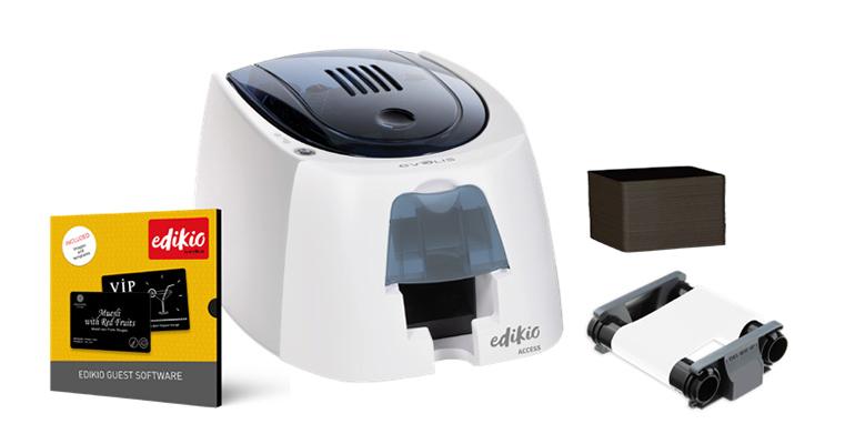 Evolis impresora de etiquetas