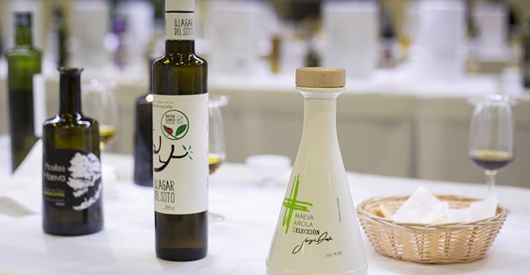 Exposición aceites de oliva