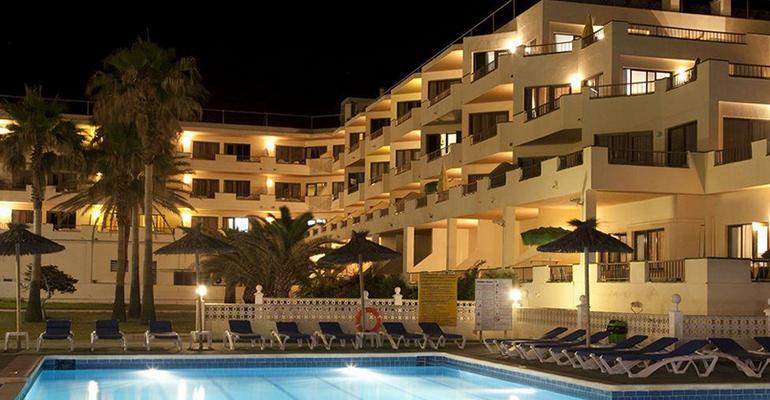 Exterior hotel Marina Palace Ibiza