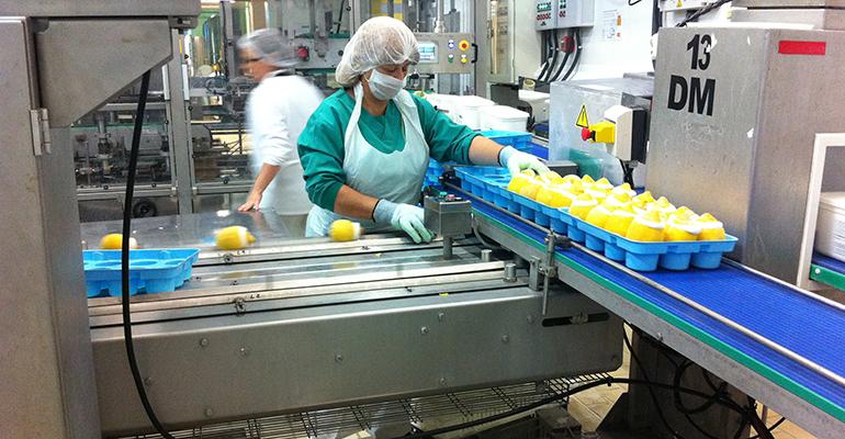 Fábrica de helados La Menorquina