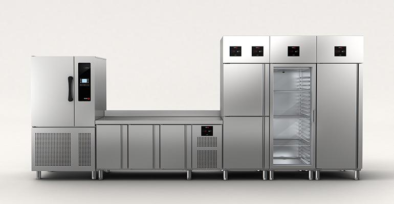 equipamiento de frío de fagor industrial