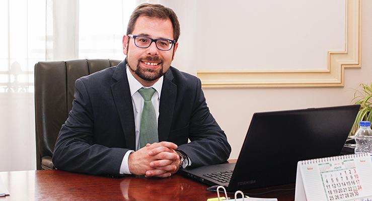 Gonzalo Redondo, Vicepresidente y Diputado de Promoción Económica de Ciudad Real